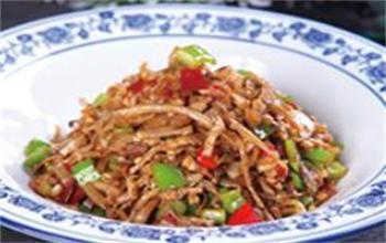 小炒湖南坛子菜