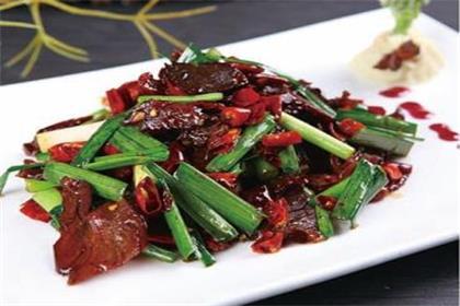 小炒湘西腊牛肉